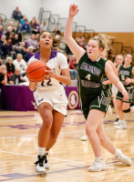 Gallery: Girls Basketball Edmonds-Woodway @ Lake Stevens
